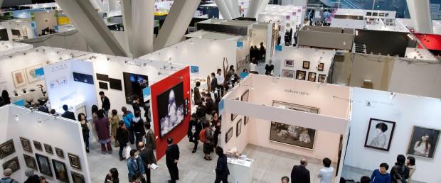 いよいよ来月3/7から!日本最大のアートフェア「アートフェア東京2014」